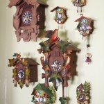 The Dainty Squid - cuckoo clocks