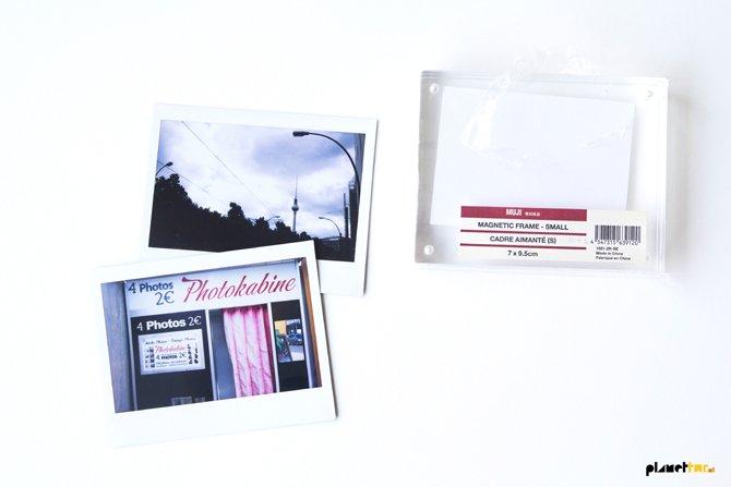 Muji/Polaroid