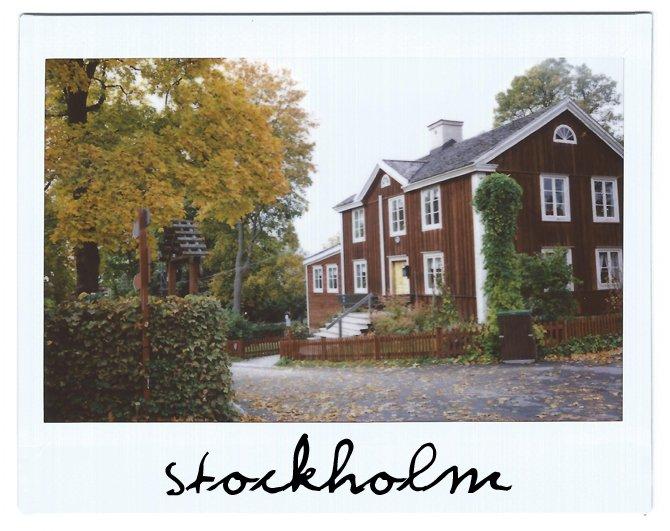 Polaroid Stockholm