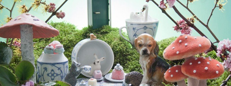 Take some more tea - Le Diorama - Oh Marie!