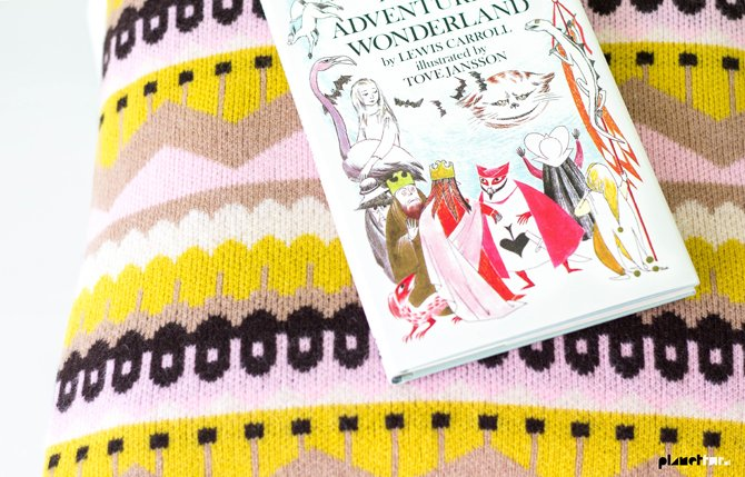 Alice in Wonderland - illustrated by Tove Jansson