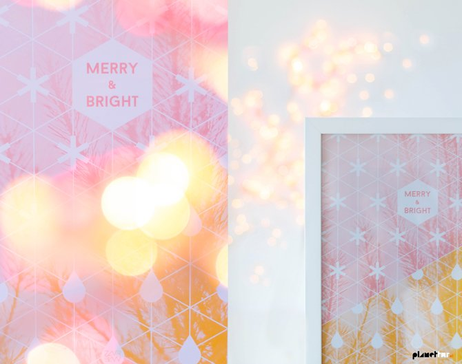 Merry and Bright - Planet Fur & Zilverblauw
