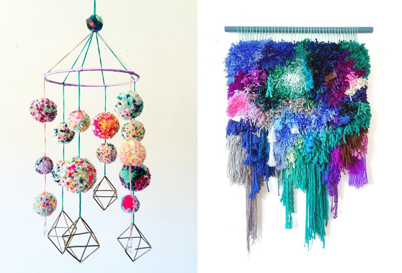 JuJuJust - wallhangings - Etsy tribal favorites | Oh Marie!