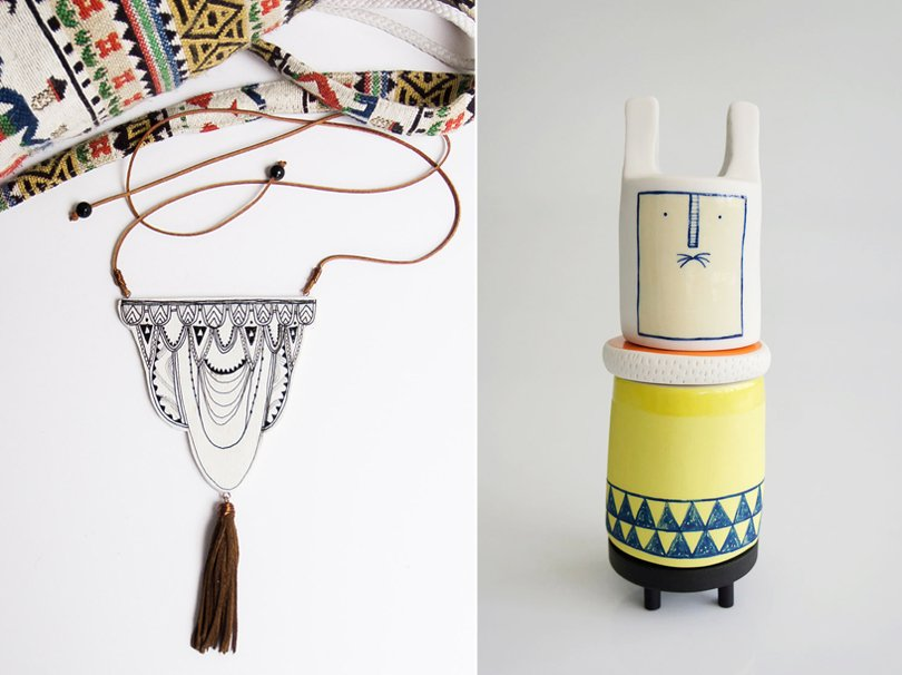 CandyFoxx/VanessaBeanShop - Etsy tribal favorites | Oh Marie!