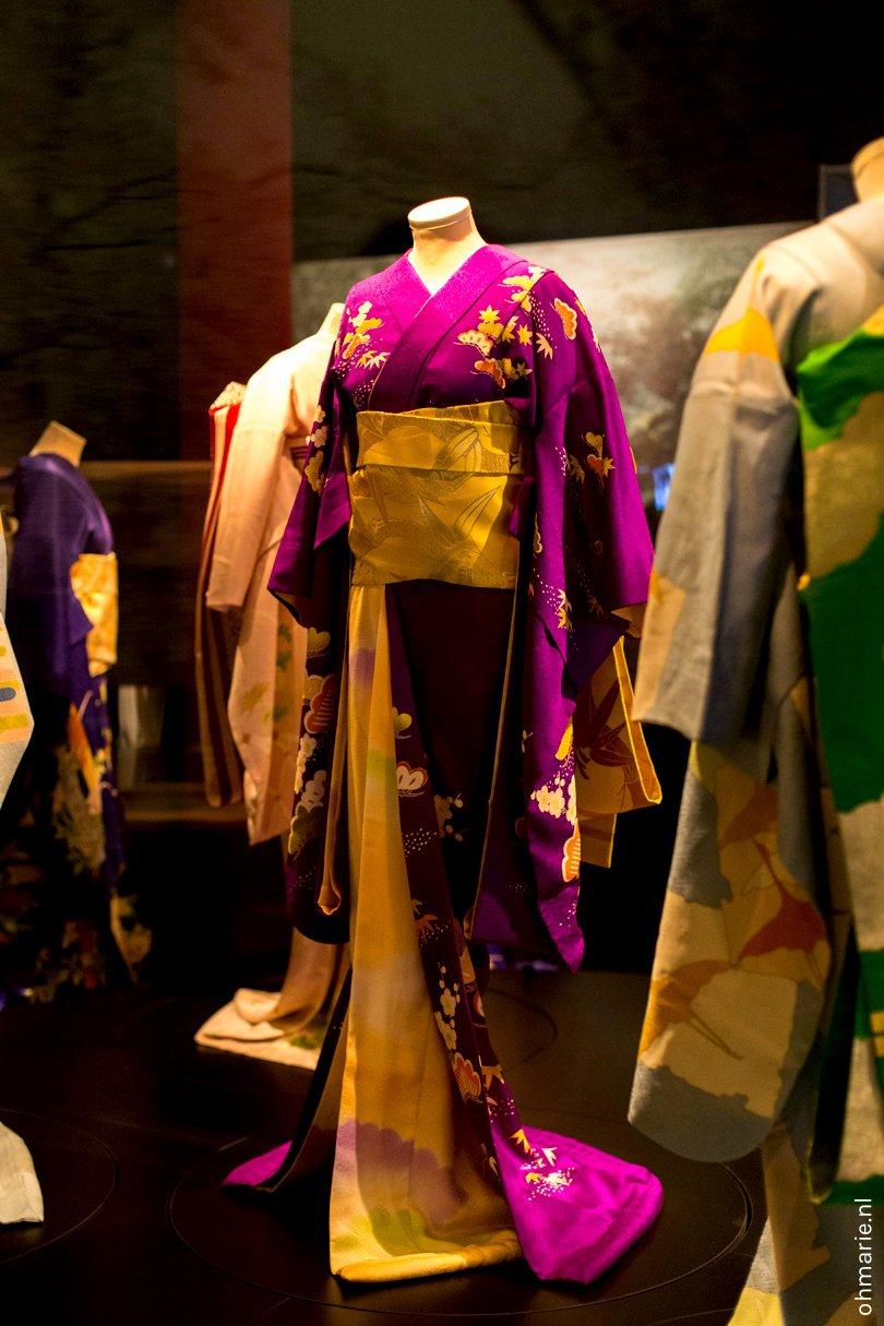 Geisha - Museum Volkenkunde Leiden - Oh Marie!
