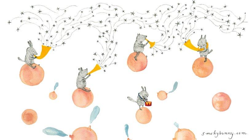 Nana Sakata voor Oh Marie! Le Petit Prince