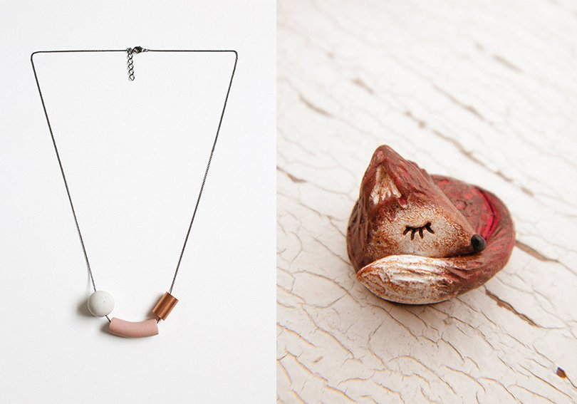necklace - amerrymishap, Etsy - Petit Prince
