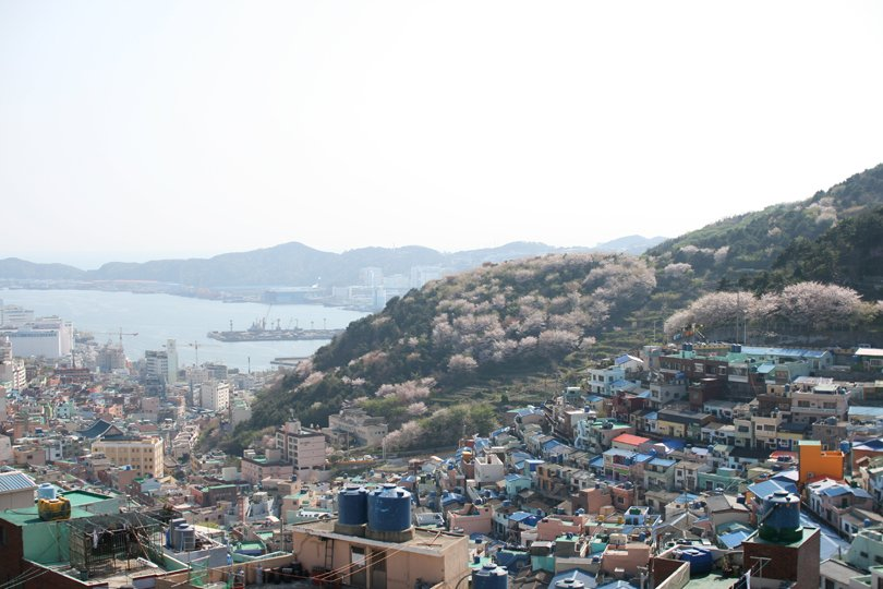 Gamcheon Culture Village - Oh Marie!