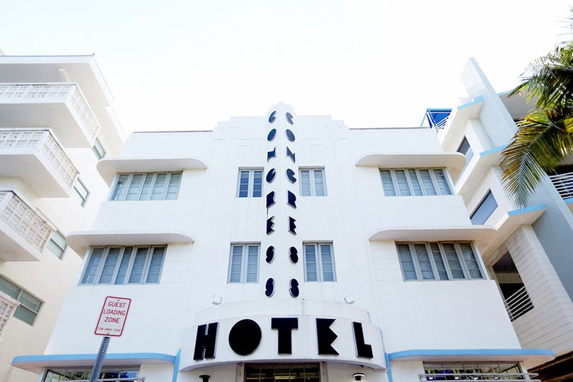 Photography by Emily Faulstich - Art Deco Miami - Oh Marie