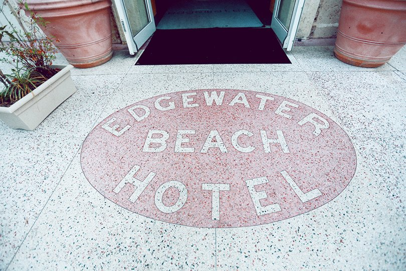Photography by Emily Faulstich - Edgewater beach hotel - Art Deco Miami - Oh Marie