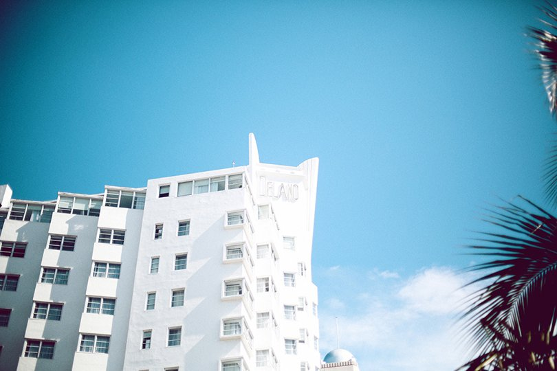 Photography by Emily Faulstich - delano - Art Deco Miami - Oh Marie