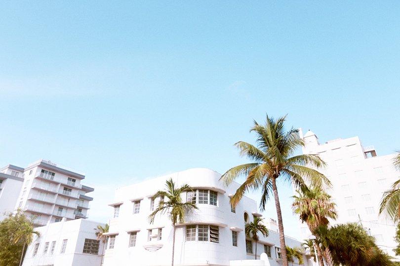 Photography by Emily Faulstich - American Safari - Art Deco Miami - Oh Marie