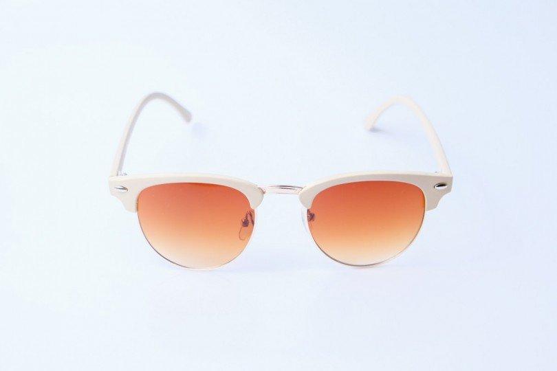 Vintage clubmaster sunglasses - summershades on Etsy