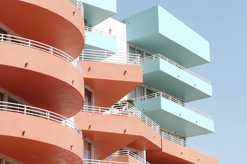 miami beach - Tom Crabtree - Art Deco Miami - Oh Marie