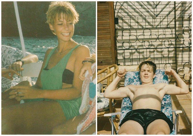 Zomerherinnering - Mireille en Arno van Elst - Oh Marie!
