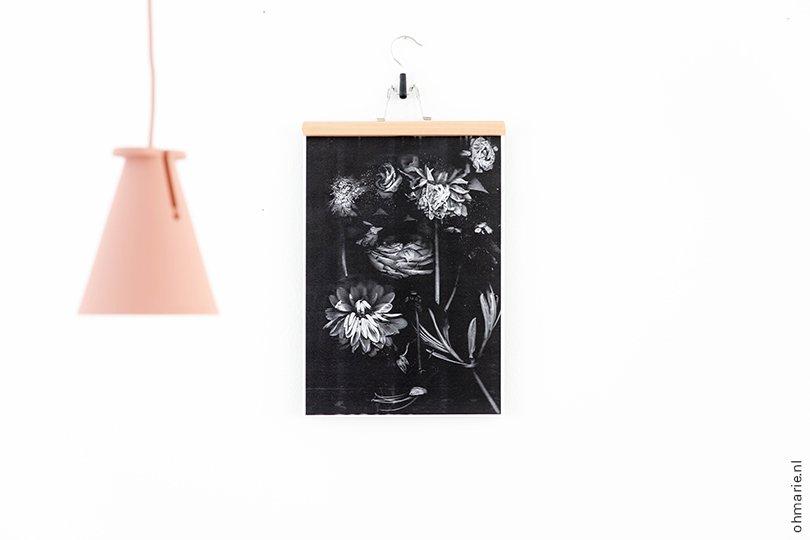 DIY bloemenkopie - Oh Marie!