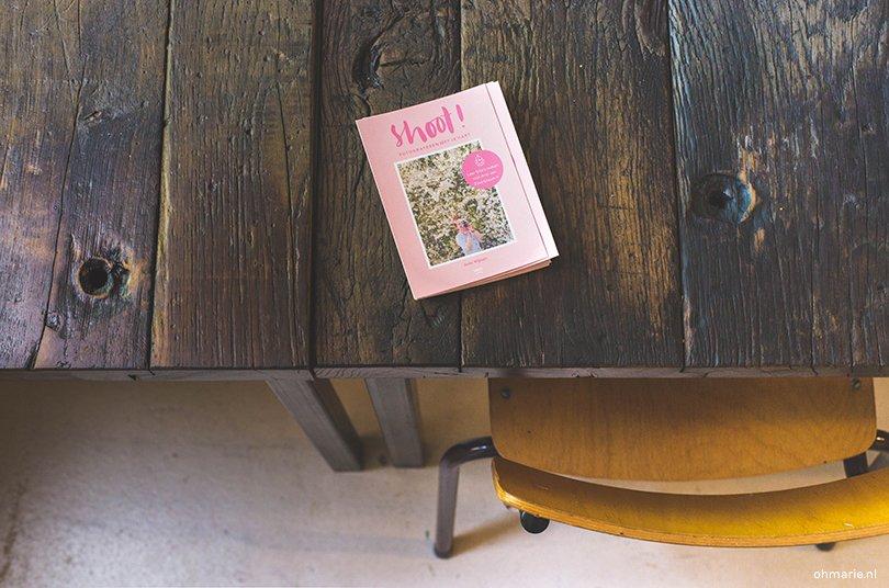 Shoot! het boek - Oh Marie!