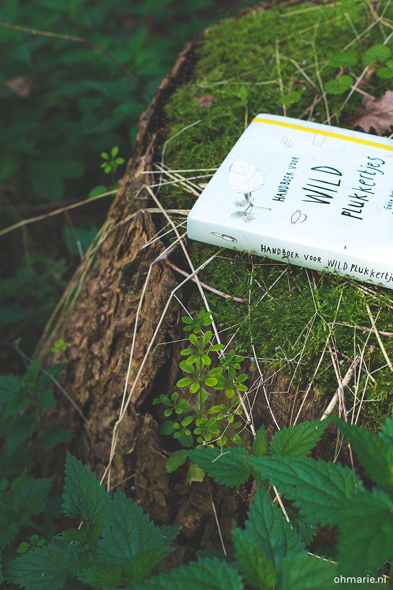 Handboek voor Wildplukkertjes - Oh Marie!