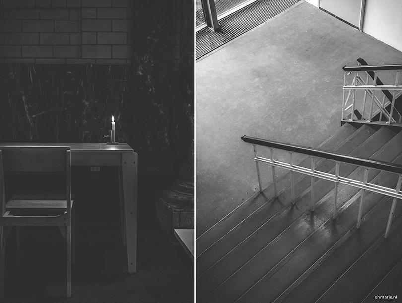 Floris Hovers en Design Academy - DDW 2015 - Oh Marie!
