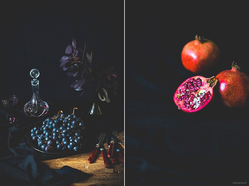 The Addams Family - styled shoot - Oh Marie!