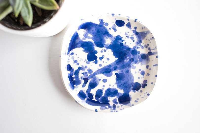 Ceramic Ring Dish - quietclementine on etsy