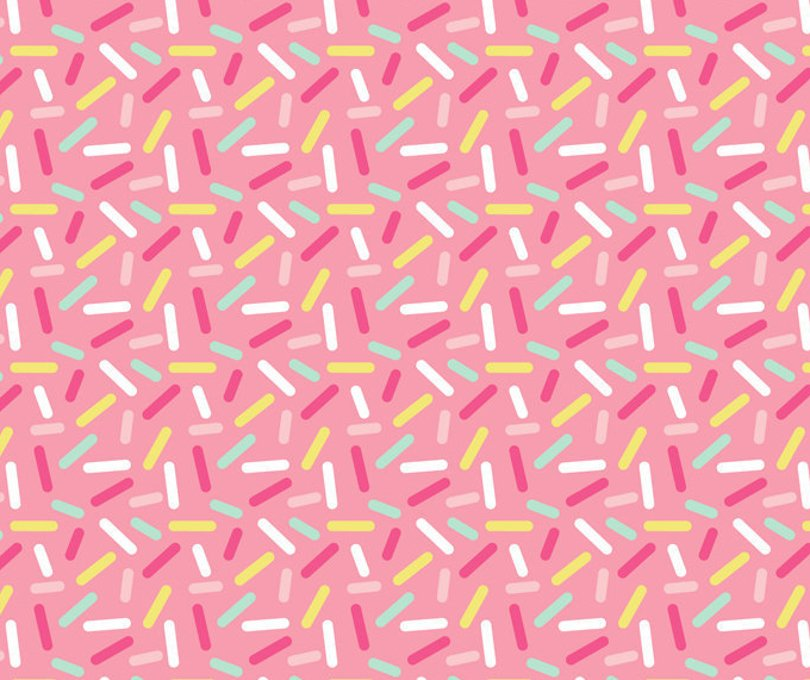 DigiDivaGraphics - sprinkels fabric - Etsy