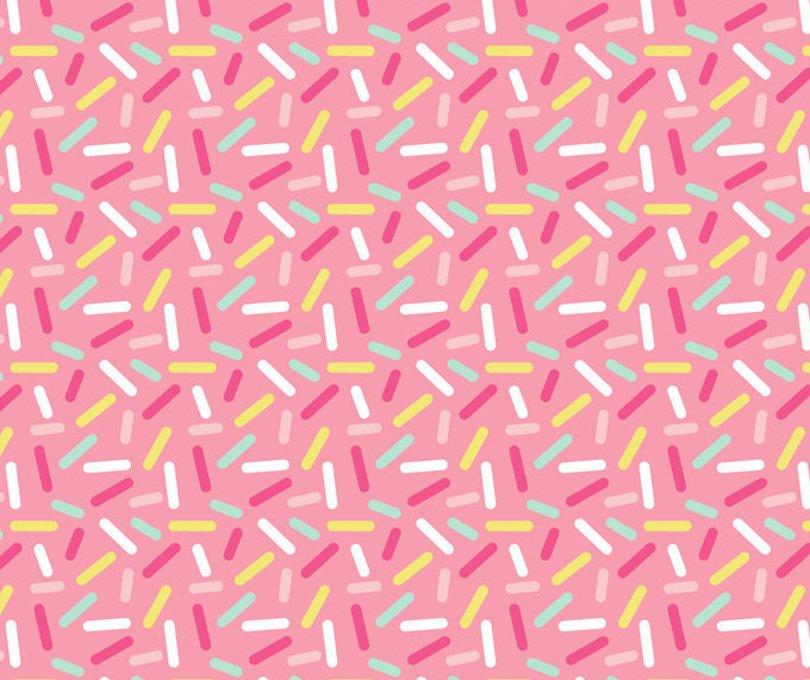 DigiDivaGraphics - sprinkels fabric - Etsy