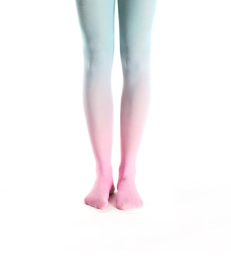 virivee - ombre tights - Etsy