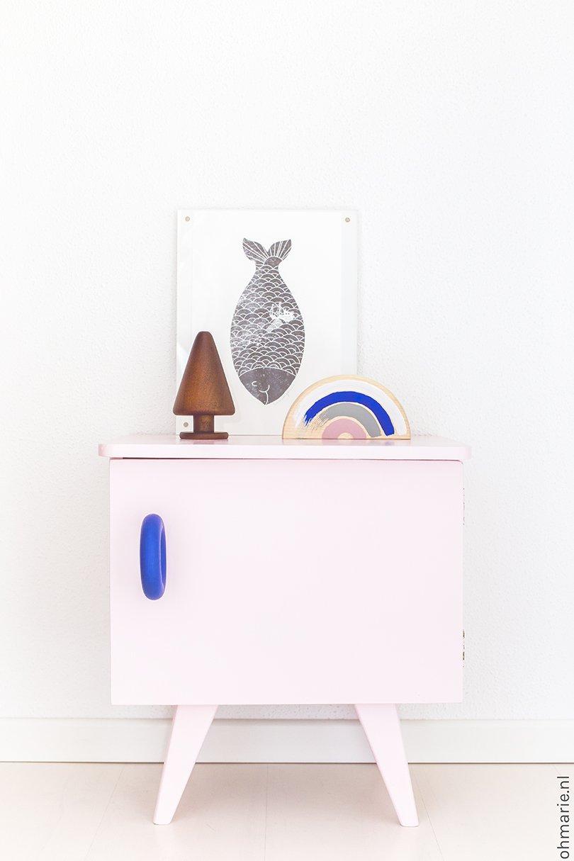 DIY regenboog - Oh Marie!